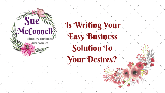 The business of a writer isn't easy but it will fulfill your desire as a writer if you stick with it.