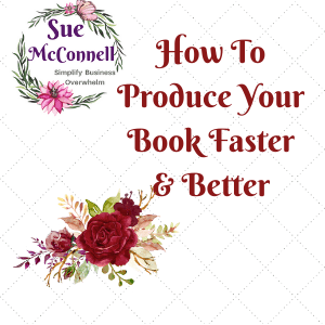 Word count will help you produce your book faster and better. You just need a few tools.