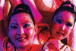 Mongolian Princesses