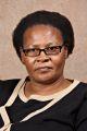 NCOP Chief Whip Nosipho Dorothy Ntwanambi