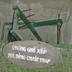 Folding Chair Trap Wing Back Slipcover Pattern Boobytrap Jpg
