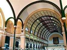 Inside Old City Hall