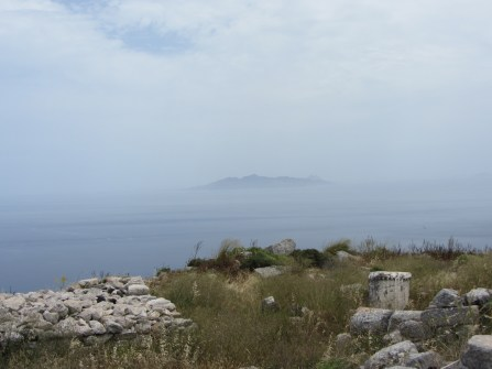Agean Sea from Thira