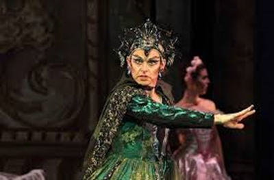 The Sleeping Beauty Ballet at Cape Town's Artscape Opera House
