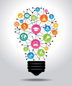 where do new ideas