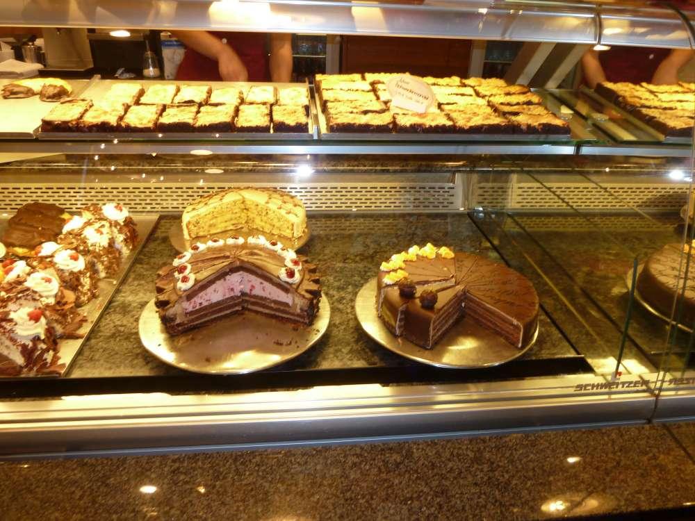 Jebens Conditorei  Cafe  Konditoreien  Cafes in
