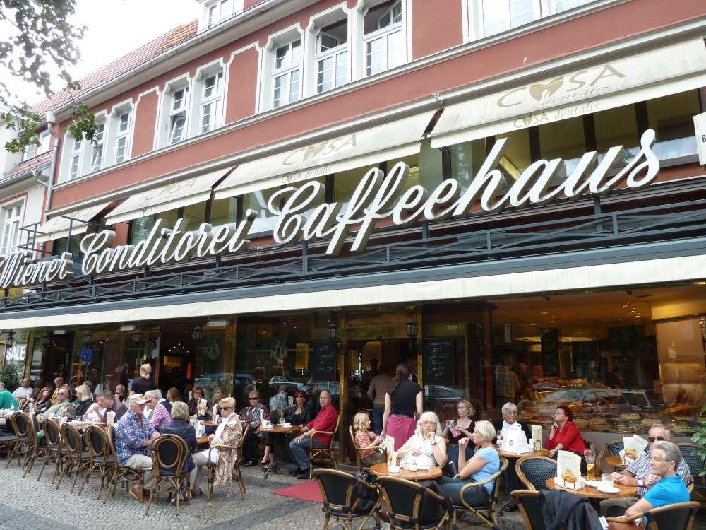 Wiener Conditorei Caffeehaus  Konditoreien  Cafes in