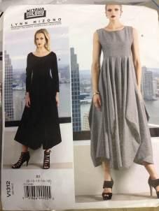 Lynn Mizono dress V1312