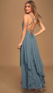 blue-open-back-dress-cute-engagement-photos-dress-suessmoments