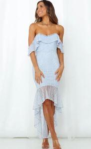 mermaid-style-cutest-engagement-photos-dress-hello-molly-light-sky-dusty-blue-suessmoments-nyc-photographer