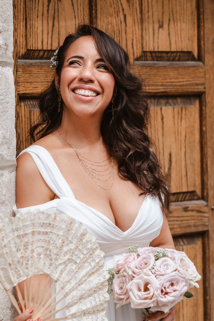 bridal-portrait-Our-Lady-of-Mount-Carmel-Church-wedding-by-suess-moments-nyc-photographer