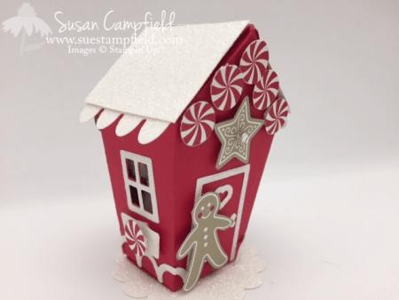 Christmas House Home Sweet Home Thinlits