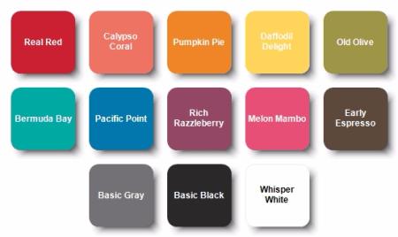 Watercolor Pencil Colors