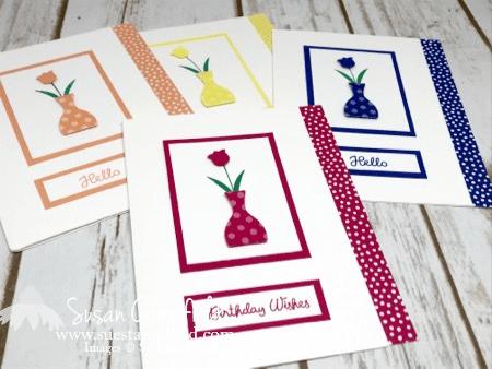 Varied Vases 2018 2020 In Color Designer Series Paper - 8 (1)