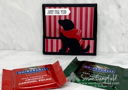Christmas Dog Ghirardelli Treat Holder - 2 (1)