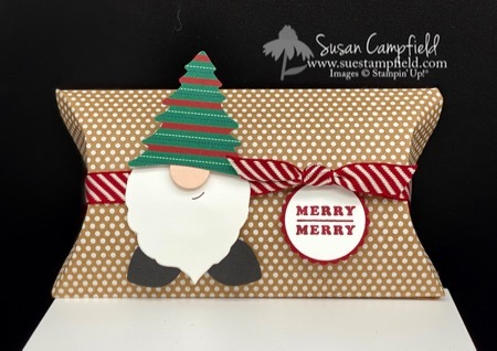 Gnome Gift Card Holder and Treat Box - 4