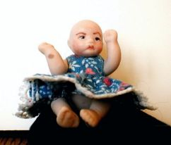 1″ Scale Miniature Baby Pattern Line