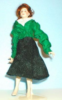 1″ Scale Miniature Modern Ladies & Fantasy Pattern Line
