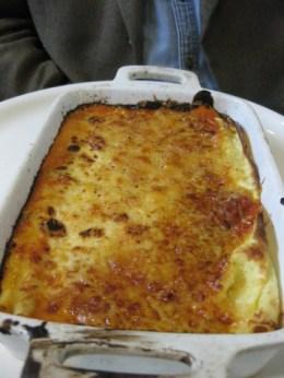 1-pizza Puglia's lasagne