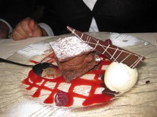 choc dessert cheval blanc