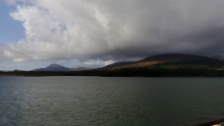 Cloud over Mull