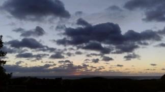 Sunset 5 November