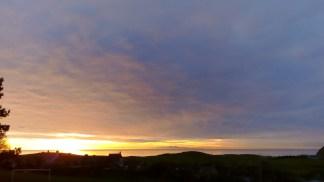 Sunset 26 November