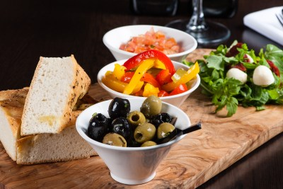 Food Shoot for Fratellos by Sue Todd Photography
