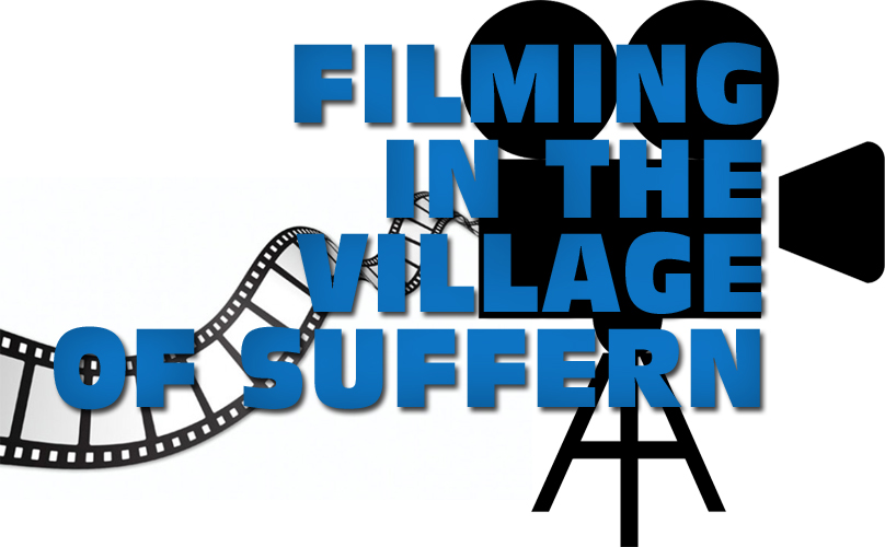 Filming in the Village of Suffern