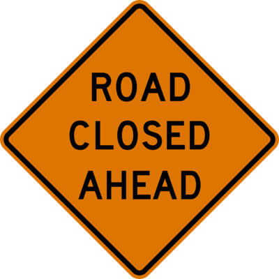 Road Closure- Memorial Drive from Orchard St. to Utopian Ave.