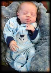 Murdered Ohio infant Dylan Groves