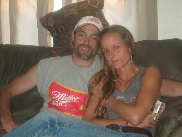 Michael Guernsey and Kelli Sprunger. (MySpace)