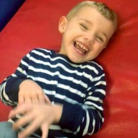 AJ Freund laughing