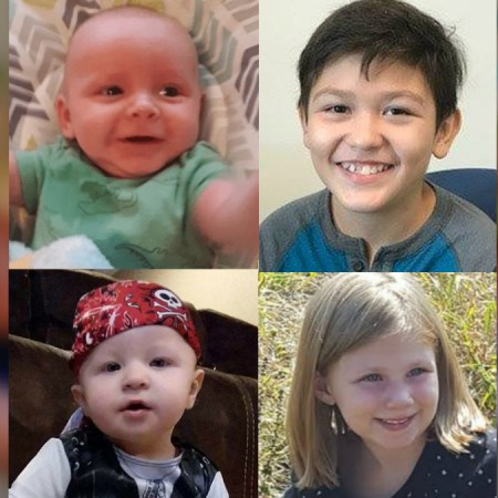 Brock Kimsey, Eduardo Posso, Aiden Leonardo, and Raylee Browning