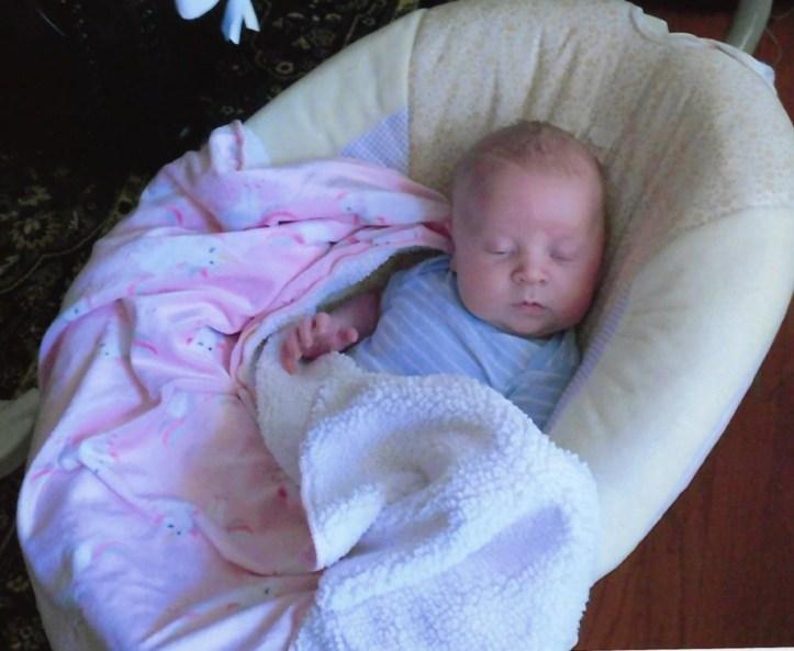 Baby Aiden Xavier Leonardo