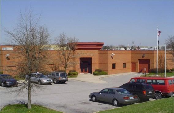 Bourbon County Detention Center