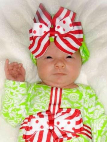 Infant Harper Renee Littell