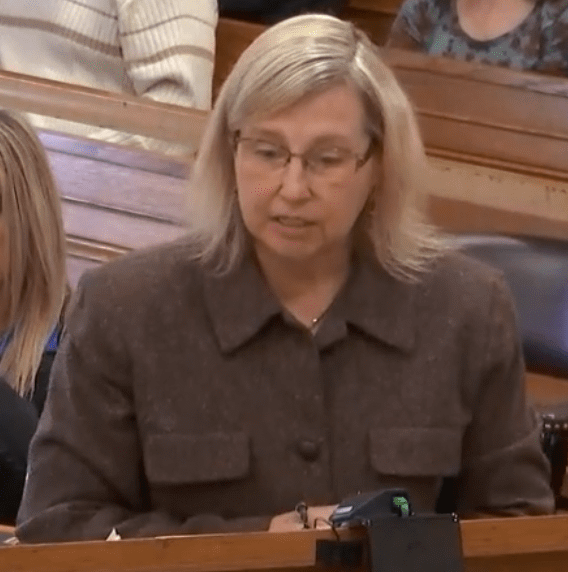 Christine Scott on direct examination of Daniel Groves