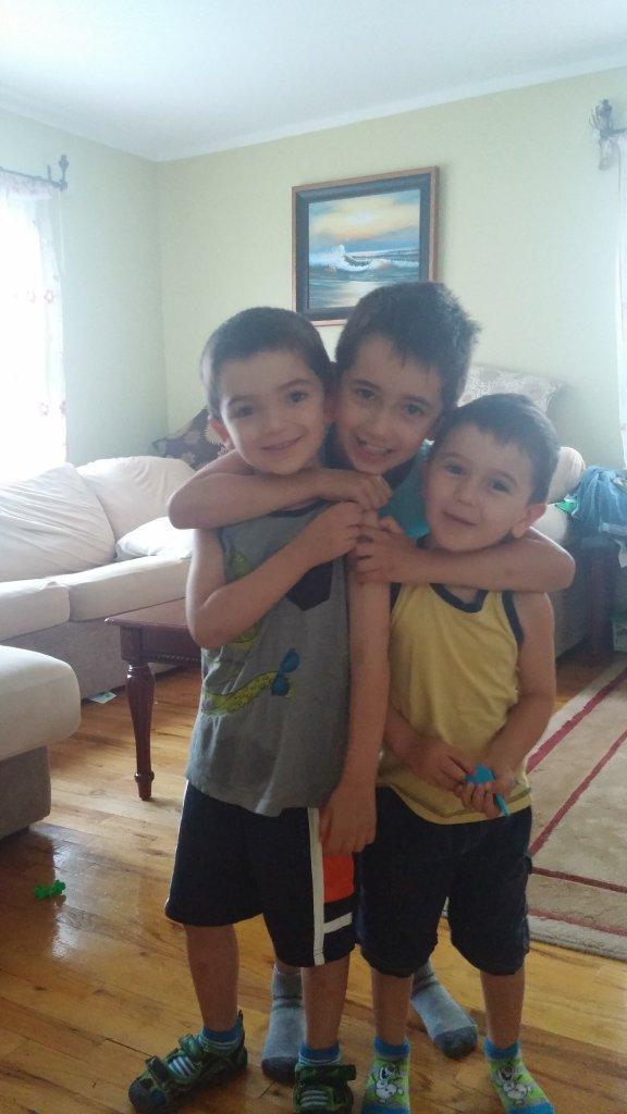 Thomas, Anthony, and Andrew Valva