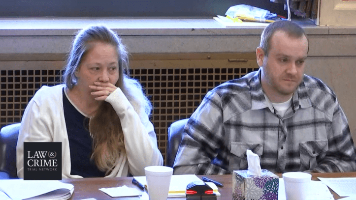 Groves trial: Jessica and Daniel Groves react to testimony