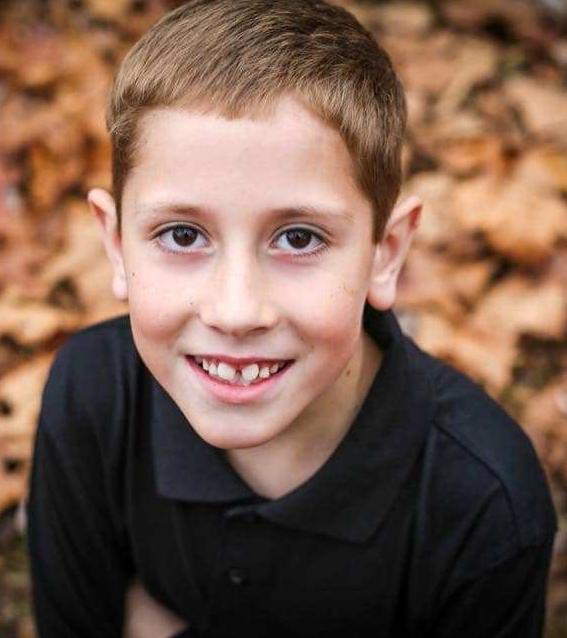 Logan Cline (family photo)