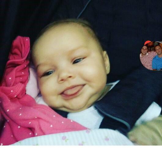 Infant Serenity Rose Robinson