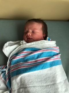 Newborn Anastasia Anna Wynter McAlister