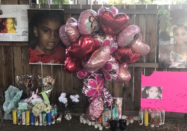 New memorial to Billie Williams in Stockton