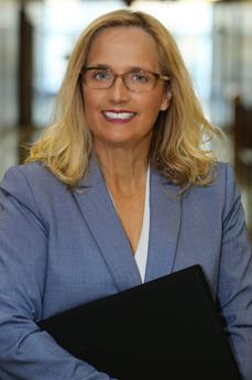 San Joaquin County District Attorney Tori Verber Salazar