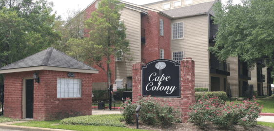 Cape Colony Apartments in Houston