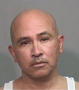 Carlos Acosta mugshot