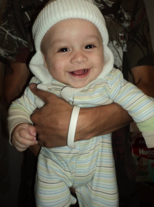 Infant Emrik Osuna