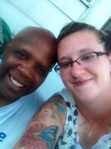 Mandy and Tyrone Kegler