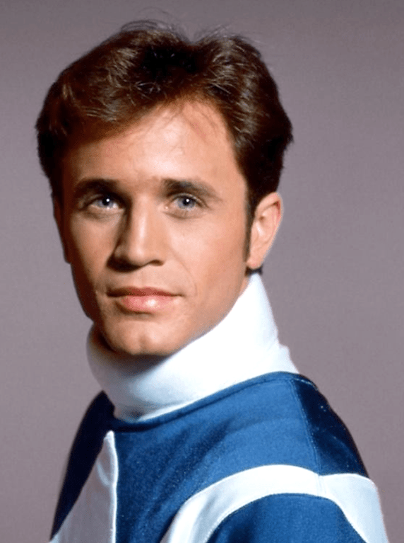David Yost, Billy on Mighty Morphin Power Rangers